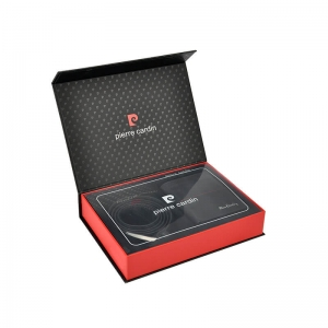 Set cadou barbati portofel si curea barbati din piele naturala Pierre Cardin, PBS338 [3]
