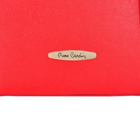 Geanta dama din piele naturala Pierre Cardin FRZ 1359 FRENZY [4]