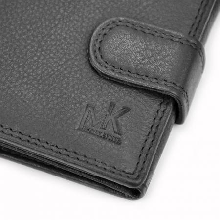 Portofel barbati din piele naturala Money Kepper CN 5600B RFID [3]