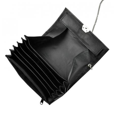 Geanta cu portofel din piele naturala pentru opsatari, chelneri sau barmani Cavaldi 3999-PDM-kelnerski3