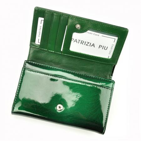 Portofel dama din piele naturala Patrizia Piu FF-112 RFID [5]