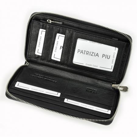 Portofel dama din piele naturala Patrizia Piu PD251011