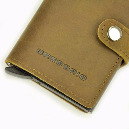 Portcard barbati din piele naturala PB2501, cu protectie RFID [11]