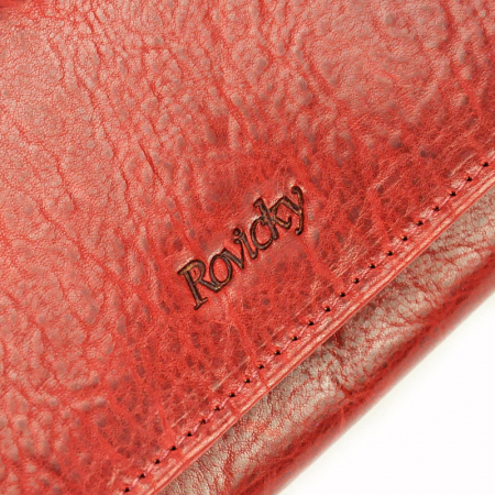 Portofel dama din piele naturala Rovicky N22-VIT RFID [3]