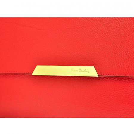 Geanta dama din piele naturala Pierre Cardin 5315 edf dollaro5