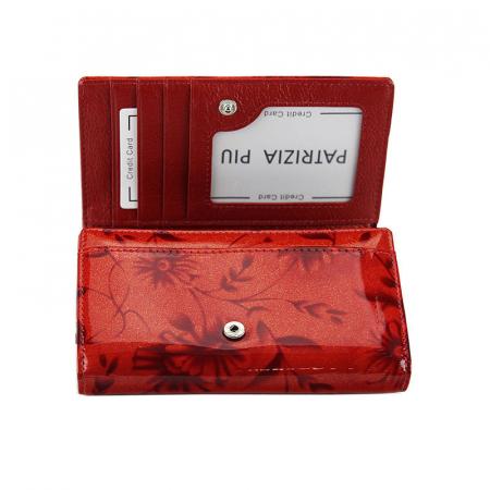 Portofel dama din piele naturala Patrizia Piu FL-112 RFID4