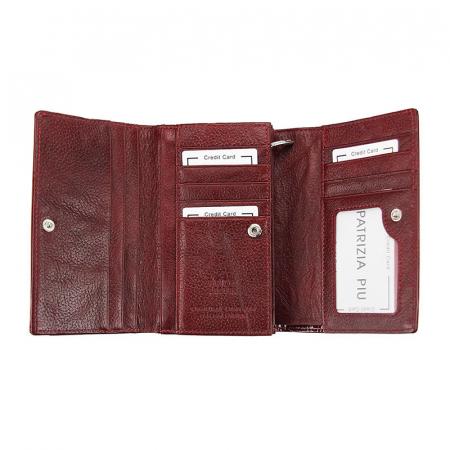 Portofel dama din piele naturala Patrizia Piu CB-112 RFID [2]