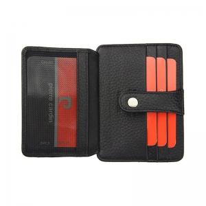 Port Card barbati din piele naturala Pierre Cardin PB2541