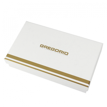 Portofel dama din piele naturala Gregorio GP-100 [7]