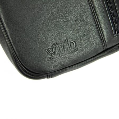 Geanta barbati din piele naturala Always Wild 8023-NDM [5]