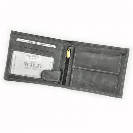Portofel barbati din piele naturala Wild N992-CHM RFID [2]