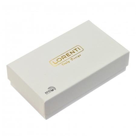 Portofel dama din piele naturala Lorenti 1077-DR RFID [9]