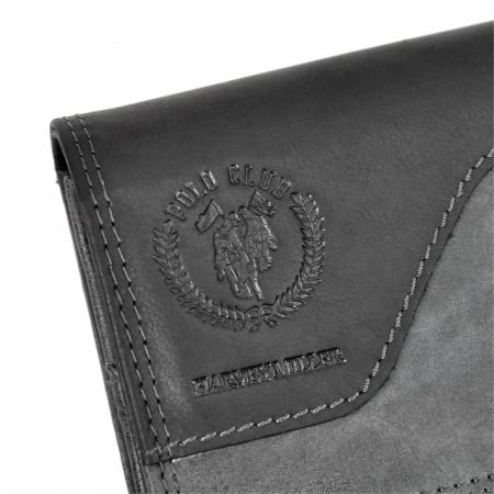 Portofel dama din piele naturala Harvey Miller Polo Club 1743 895 [3]