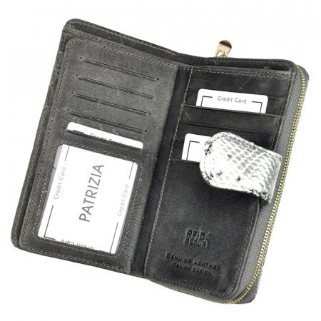 Portofel dama din piele naturala PATRIZIA SNR-116 RFID [5]