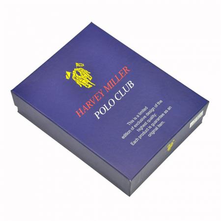 Portofel dama din piele naturala Harvey Miller Polo Club 1501 P074 [7]