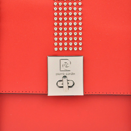 Geanta dama din piele naturala Pierre Cardin 5322 EDF RUGA [4]