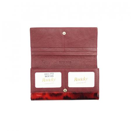 Portofel dama din piele naturala Rovicky 8803-PTR RFID [1]