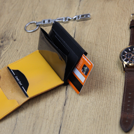 Portcard barbati din piele naturala PB2500, cu protectie RFID [7]