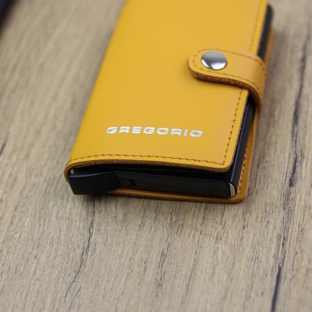 Portcard barbati din piele naturala PB2500, cu protectie RFID [2]