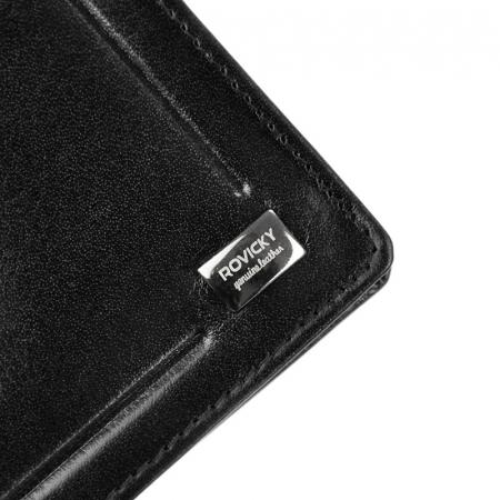 Portofel barbati din piele naturala Rovicky PC-041-BAR RFID [6]