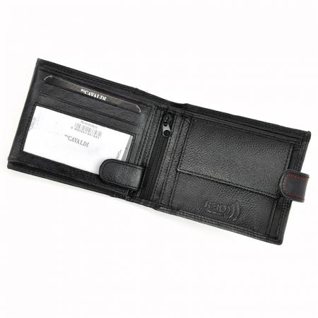 Portofel barbati din piele naturala Cavaldi N992L-SCV RFID8