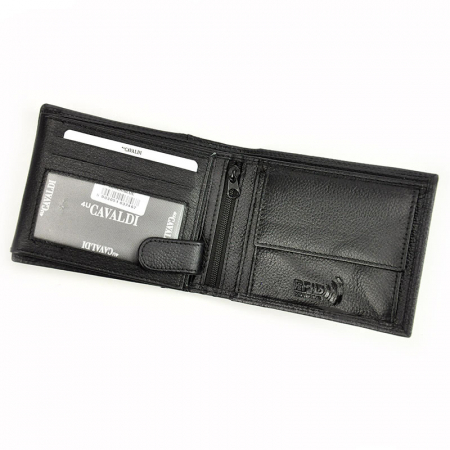 Portofel barbati din piele naturala Cavaldi N992-SCV RFID [10]