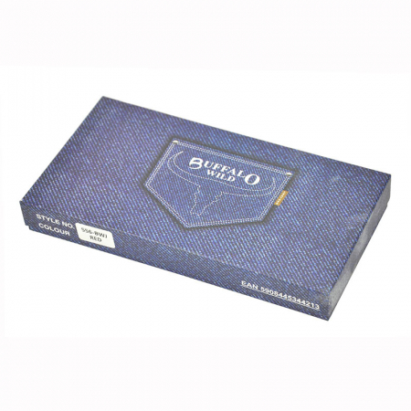 Portofel dama din piele naturala Wild BUFFALO 556-BWJ RFID1