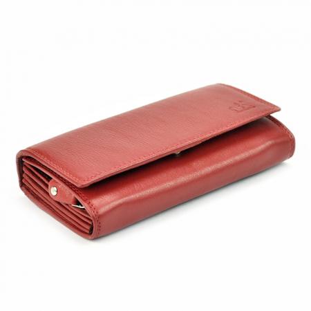 Portofel dama din piele naturala Money Kepper 12132 RFID [3]