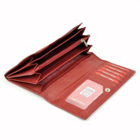 Portofel dama din piele naturala Money Kepper 12150 RFID [5]