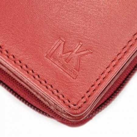 Portofel dama din piele naturala Money Kepper 12140 RFID4