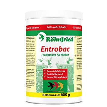 Entrobac 600g Rohnfried 0