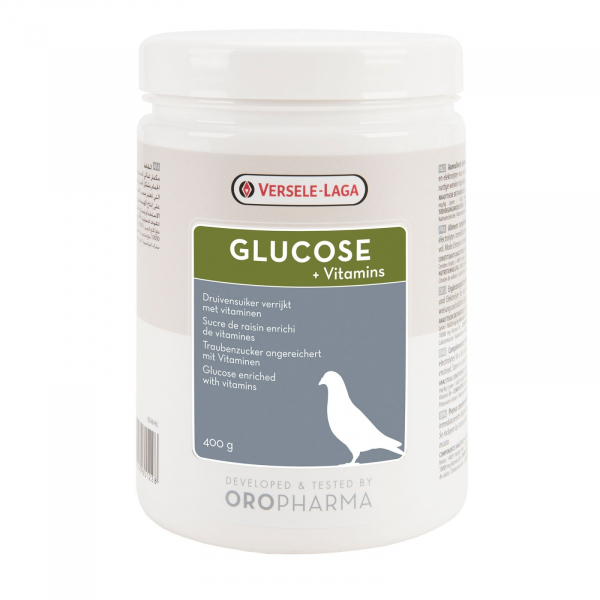 Glucoză + vitamine 400gr Versele-Laga Oropharma 0