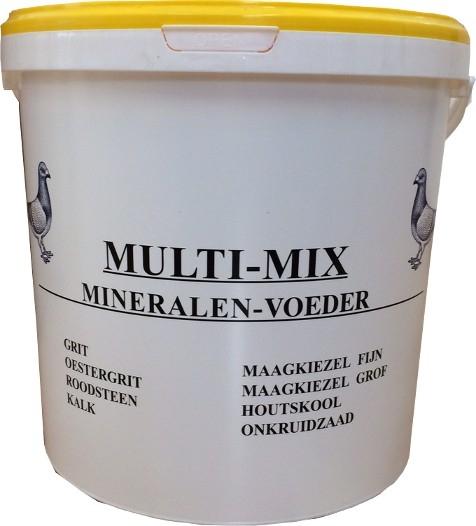 Jan de weerd Patagoon 10kg Multi-mix amestec de minerale 0