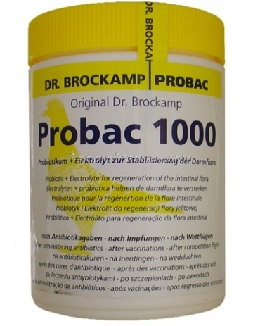 Probac 1000 500g Dr. Brockamp Probac 0