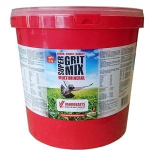Super grit mix 5kg Vanrobeys 0