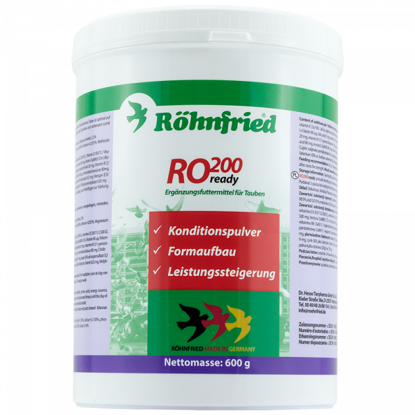 Ro 200 ready Rohnfried 600g