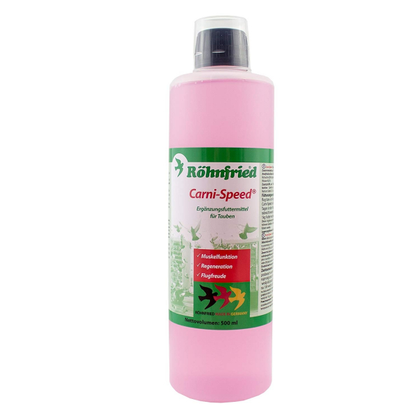 Rohnfried Carni-speed 500ml 0