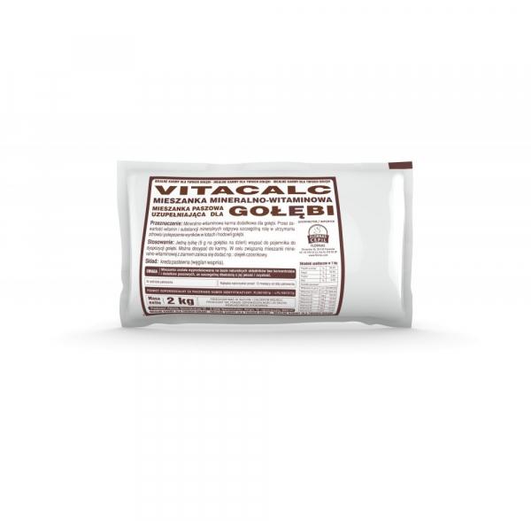 Vitacalc Flornas 2kg 0