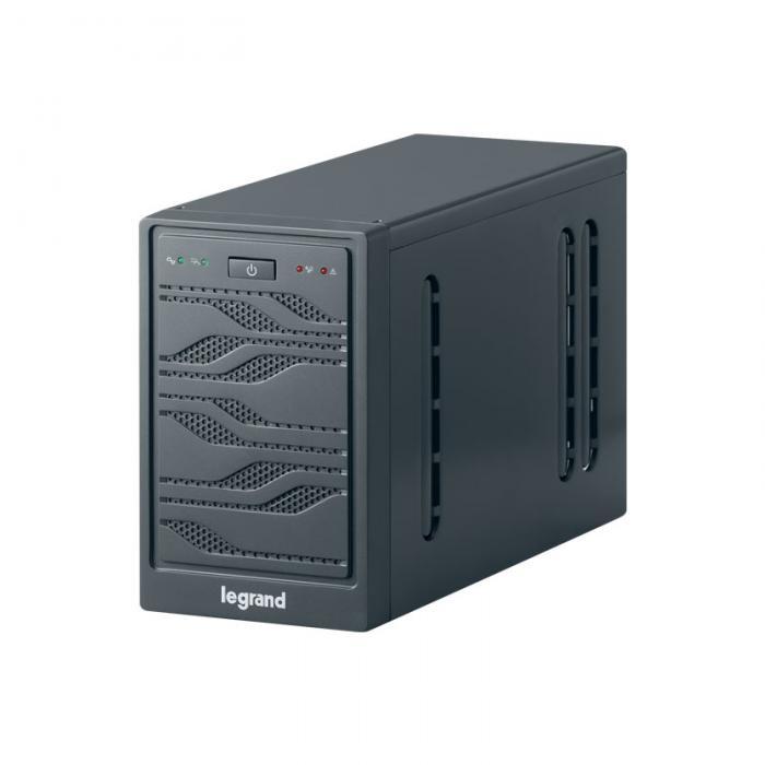 UPS Legrand Niky Line interactive 600VA 300W IEC/USB 310002-big