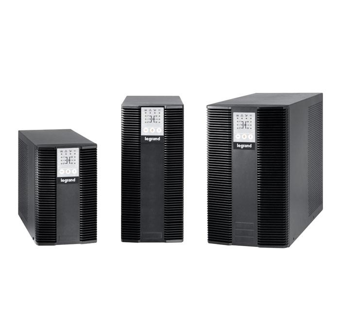 UPS Legrand Keor LP FR On-Line Double Conversion 1000VA 900W 310155-big