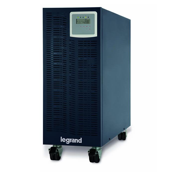 UPS Legrand KEOR S On-Line Double Conversion 3kVA 3000VA 2700W 6x12V12Ah 310121-big