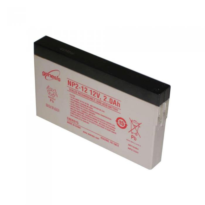 VRLA Battery Genesis 6V 12 Ah NP12-6-big