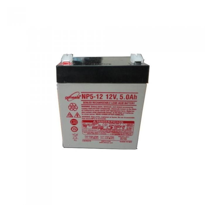 VRLA Battery Genesis 12V 5 Ah NP5-12-big
