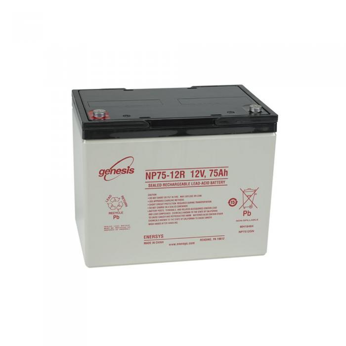 VRLA Battery Genesis 12V 75 Ah NP75-12-big