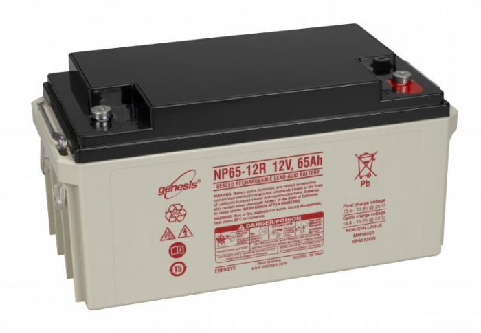 VRLA Battery Genesis 12V 65 Ah NP65-12-big