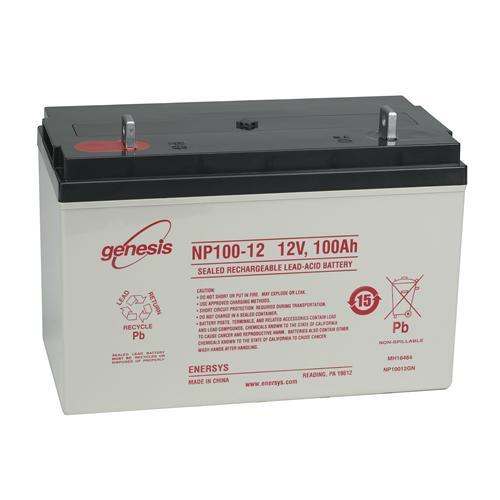 VRLA Battery Genesis 12V 100 Ah NP100-12-big