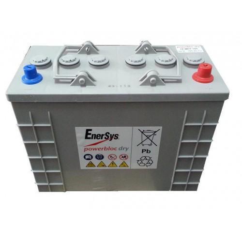 Battery Powerbloc Dry GEL Enersys 12V 62 Ah 12 MFP 62-big