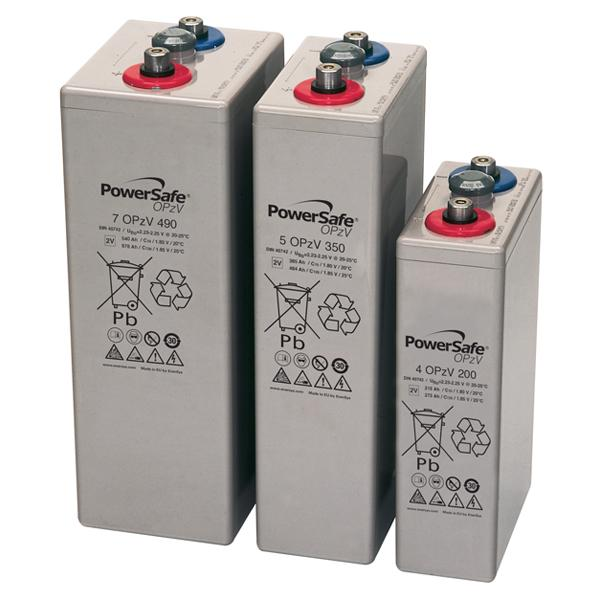 Enersys PowerSafe OPzV Batterie 4 OPzV 200-big