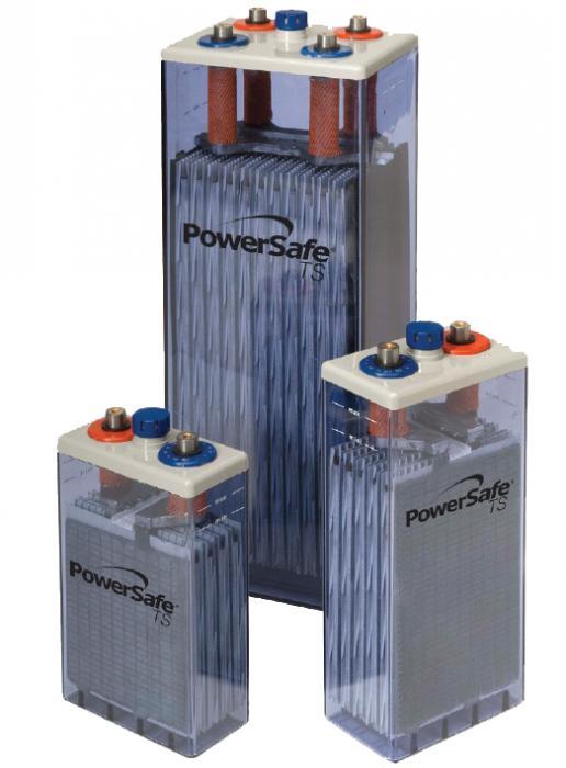 Enersys PowerSafe TVS 7 Solar Battery-big