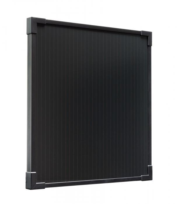 Photovoltaic Solar Panel 12V SOLARTHIN 7W-12V XUNZEL-big